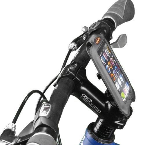 Why Choose The Ibera iPhone 4 Handlebar Bag with Stem Mount