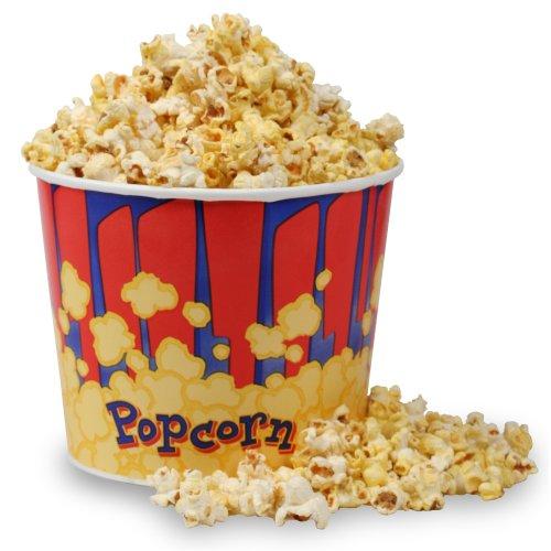 Great Northern Popcorn 50 Movie Theater Popcorn Bucket 85 Ounce (OZ) (Popcorn Buckets Great Northern compare prices)