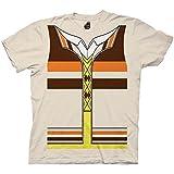 Unisex-Adult Big Bang Theory Raj Costume T-Shirt