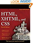HTML, XHTML, and CSS Bible