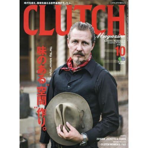 CLUTCH Magazine(クラッチマガジン) 2016年 10 月号