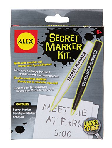 ALEX Toys Secret Marker Kit - 1