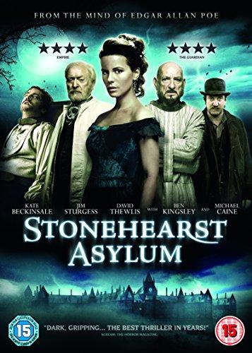Stonehearst Asylum [DVD] [2015]