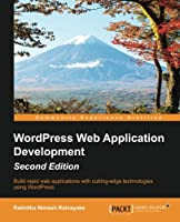 WordPress Web Application Developmen, 2nd Edition Front Cover