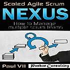 Scaled Agile Scrum: Nexus: How to Manage Multiple Scrum Teams Hörbuch von Paul Vii Gesprochen von: Randal Schaffer