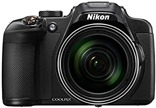 Nikon COOLPIX P610 Digital Camera - Black (16.0 MP, CMOS Sensor, 60x Zoom) 3.0 -Inch LCD