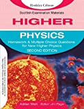 img - for Homework and Multiple Choice Questions for New Higher Physics Second Edition (SEM) by Adrian Watt (2005-07-29) book / textbook / text book