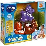 Vtech - A1504968 - Figurine Animal - Coffret Trio Jungle - Tut Tut Animo