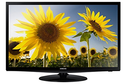 Samsung T24D310ES 61 cm (24 Zoll) Monitor (HDMI, USB, 5ms Reaktionszeit, 1366 x 768 Pixel) schwarz-glänzend