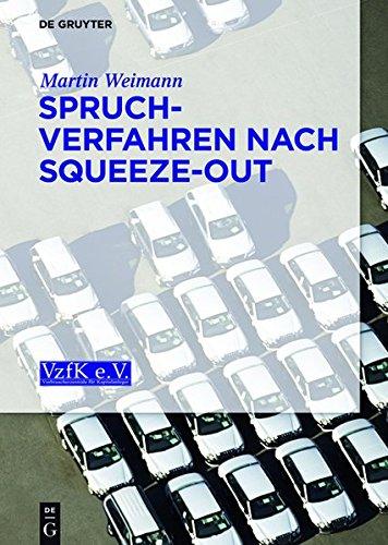 Spruchverfahren Nach Squeeze-out  [Weimann, Martin] (Tapa Dura)