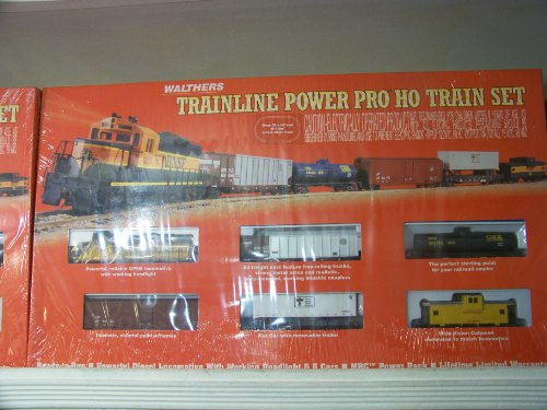 Walthers Power Pro Train Set 931-38 UP