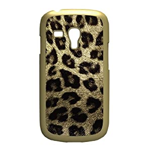 Hama Coque de protection Leo pour Samsung Galaxy S III mini Doré