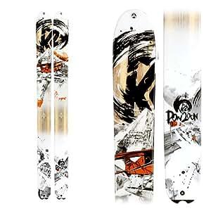 K2 Pon2oon Skis Mens Sz 169cm