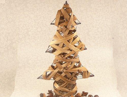 Deko Tannenbaum mit Beleuchtung 45cm Weihnachtsbeleuchtung