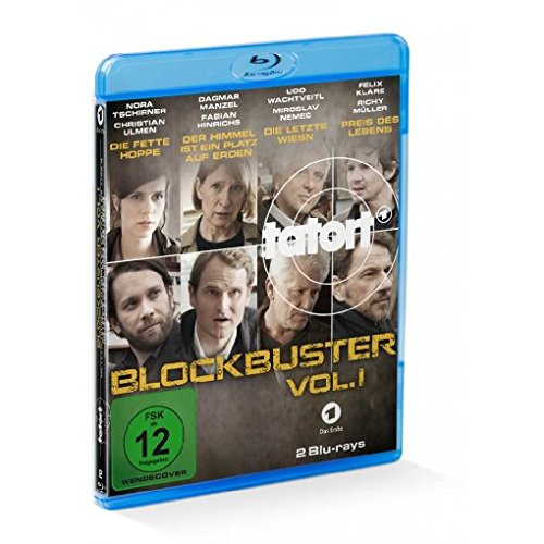 Tatort - Blockbuster Vol. 1 [Blu-ray]