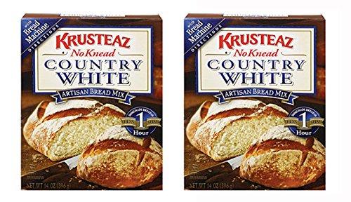krusteaz bread machine mix