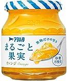 アヲハタ まるごと果実 オレンジ 250g