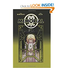 Memorial HC by Chris Roberson and Rich Ellis