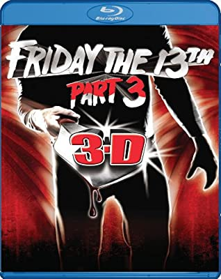 Friday The 13Th - Part III [Blu-ray]
