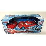 Disney Pixar Cars TURBO LIGHTNING McQUEEN infrared remote control Car Ice Racers