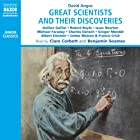 Great Scientists and Their Discoveries Hörbuch von David Angus Gesprochen von: Benjamin Soames, Clare Corbett