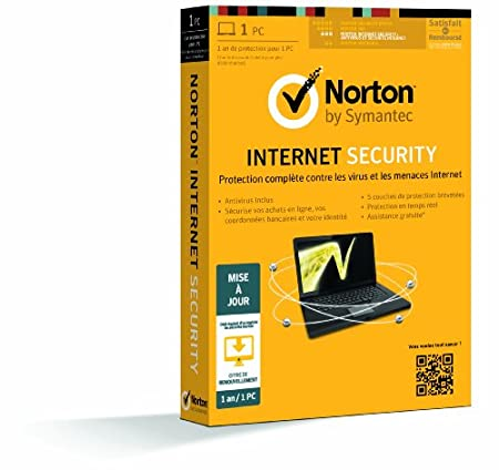 Norton internet security 2013 (1 postes, 1 an) - mis a jour