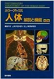 カラーアトラス人体—解剖と機能