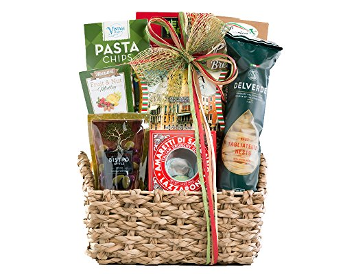 Wine Country Gift Baskets The Italian Collection (Gift Wine And Cheese Baskets compare prices)