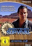 DVD Cover 'Abenteuer Survival - Staffel 1.2 [2 DVDs]