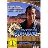 """Abenteuer Survival - Staffel 1.2 [2 DVDs]von """"Bear Grylls"""""""
