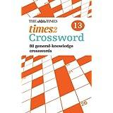 Times 2 Crossword Book 13by John Grimshaw