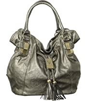 Hot Sale Pewter Large Vitalio Vera ''Savitha'' Hobo