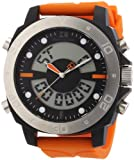 Boss Orange Men's Sporty Grey LCD Dial 1512681