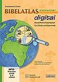 Software - Bibelatlas elementar digital: PowerPoint-Pr�sentation f�r Schule und Gemeinde. Private Nutzung sowie �ffentliche nicht gewerbliche Vorf�hrrechte, ohne Verleihreicht
