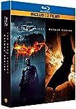 echange, troc Coffret Batman : The Dark Knight - Batman Begins [Blu-ray]