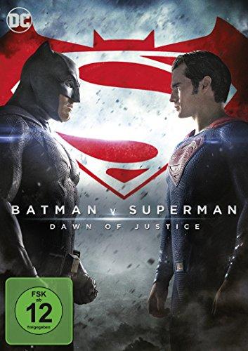 Batman v Superman: Dawn of Justice [Alemania] [DVD]