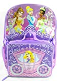Disney PRINCESS BACKPACK WITH LUNCH box