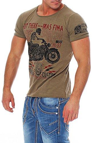 Scorpion Bay T-shirt da uomo Slab Santos MTE2935