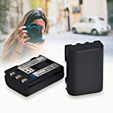 Alcoa Prime Rechargeable Camcorders Camera Battery For Canon NB-2L/2LH 1200mah New Camera Replacement Battery...