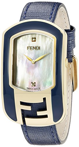 Fendi Women's F313434531D1 Chameleon Analog Display