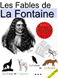 img - for Les Fables de La Fontaine (Illustr ) (French Edition) book / textbook / text book