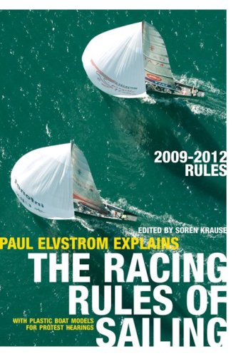 Paul Elvstrom Explains the Racing Rules of Sailing [With Plastic Boat Models for Protest Hearings]