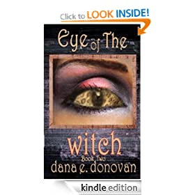EYE OF THE WITCH (Detective Marcella Witch's Series. Book 2)