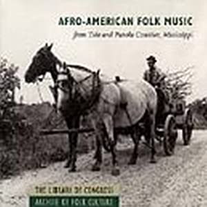 afro american folk music from
