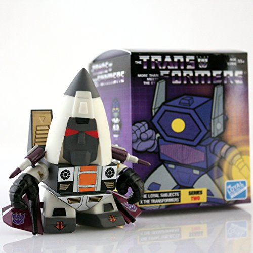 The Loyal Subjects X The Transformers Series 2 Vinyl Figure - Ramjet