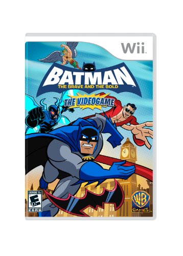 Batman: The Brave and the Bold from Warner Bros