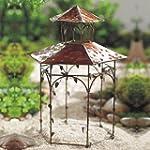 Miniature Fairy Garden Orchard Pavili...