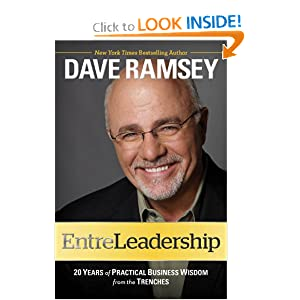 51u8AYFnF3L. BO2,204,203,200 PIsitb sticker arrow click,TopRight,35, 76 AA300 SH20 OU01  Dave Ramseys New Book EntreLeadership giveaway: 10 will win!