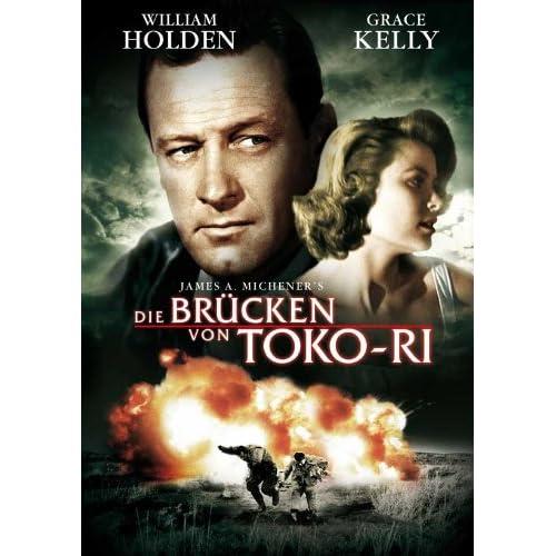 The Bridges at Toko-Ri Movie Poster (11 x 17 Inches - 28cm x 44cm