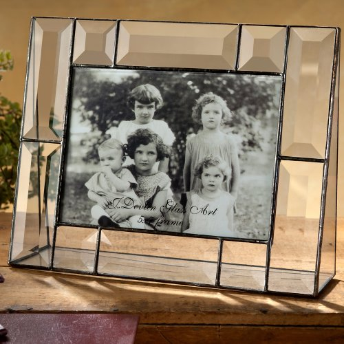J Devlin Pic 112 Series Glass Photo Frames Beveled Assorted Sizes (5x7 Horizontal) (Pic Frames 5x7 compare prices)